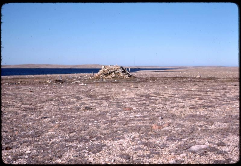 North end of Cape Parry, whaler's hut (Sept '76) (4)0.jpg