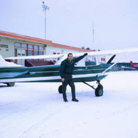 Flight Instructor in Cessna 150