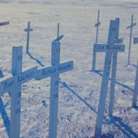 Paulatuk Graveyard