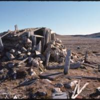 North end of Cape Parry, Whaler's Hut (Sept '76) (2)0.jpg