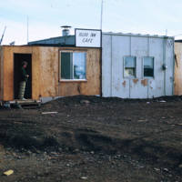 Restaurant in Tuktoyaktuk