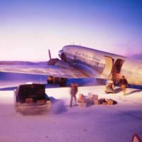 DC-3 Loading