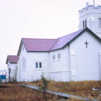 The Anglican Church in Aklavik
