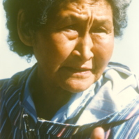 https://arrl-web002.artsrn.ualberta.ca/icrc/201801-upload/Qikiqtaruk - Herschel Island- Cultural Study/Sarah Meyook- Herschel Island Cultural Study- Shingle Point- July 1990-Yukon Heritage Branch.jpg
