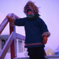 Child Climbing Utilidor