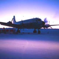 DC-3 in Winter