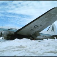 Sachs Harbour - Disabled C-46 at Airstrip (May '74)0.jpg