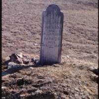 North end of Cape Parry, whaler's grave (Sept '76) (2)0.jpg