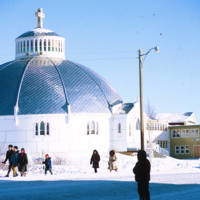 Igloo Church in Inuvik